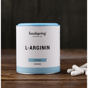 L-Arginin (120 gélules, 103 g)