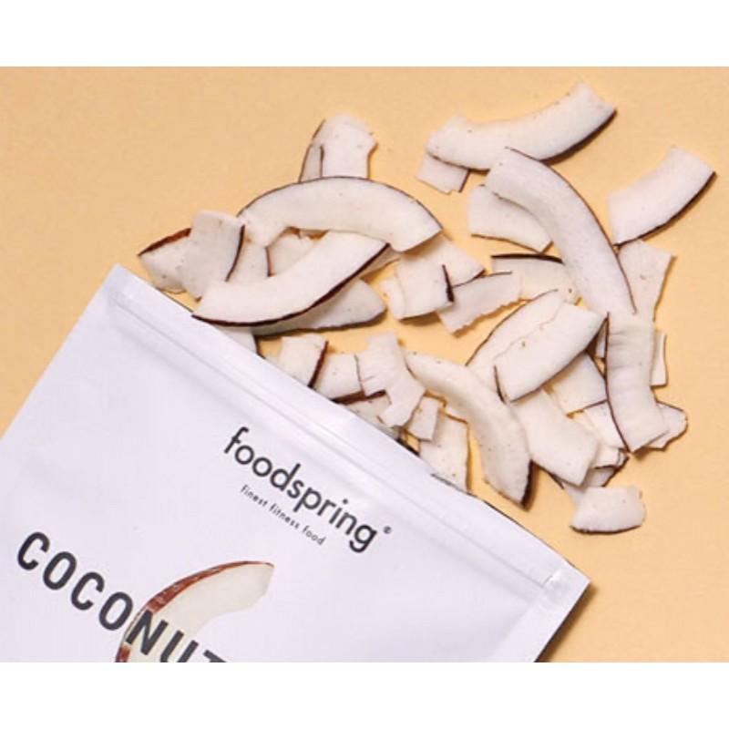Chips de noix de coco