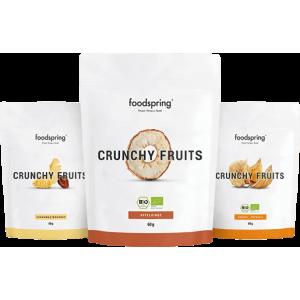 Offre découverte - Crunchy Fruits - Pack de 3 produits