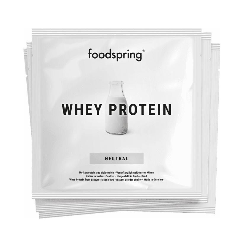 Protéine Whey To Go
