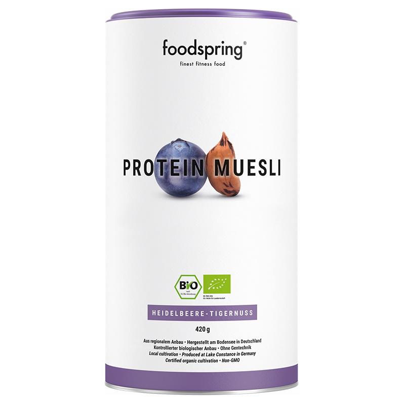 Muesli protéiné