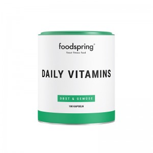 DAILY VITAMINS  (100 gélules, 68 g)