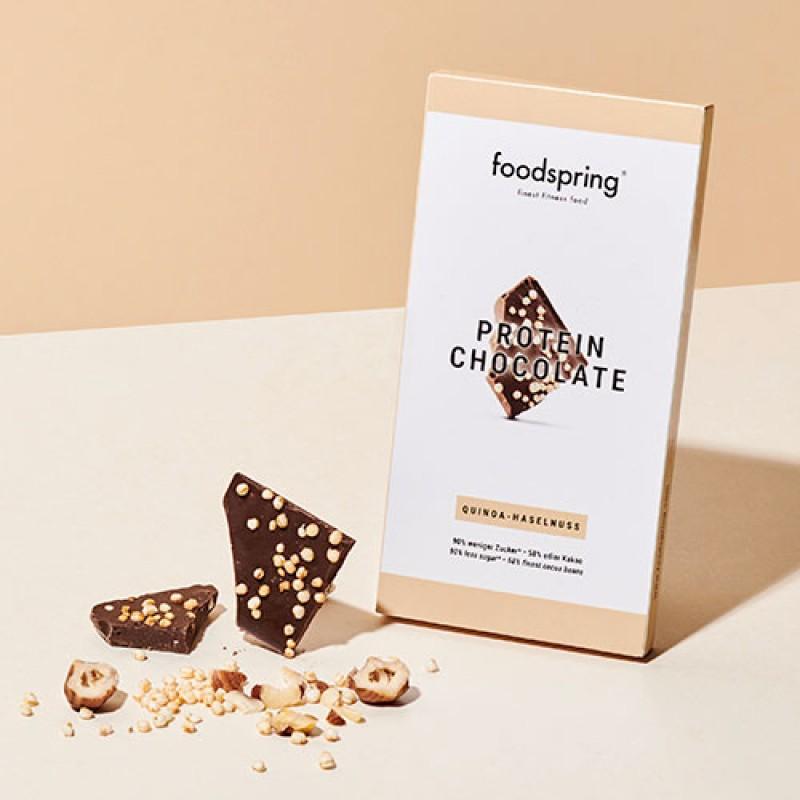 Chocolat Protéiné